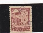 Sellos del Mundo : Europa : España : Ayuntamiento de Barcelona (29)