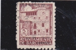 Sellos de Europa - España -  Ayuntamiento de Barcelona (29)