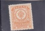 Sellos de Europa - España -  Giro (29)