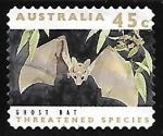 Sellos de Oceania - Australia -  Murciélagos