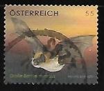 Stamps Austria -  Murcielago