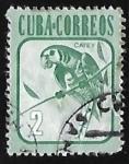 Sellos del Mundo : America : Cuba : Loro
