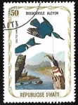 Sellos del Mundo : America : Haití : Aves