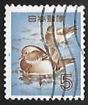 Sellos de Asia - Japón -  Pato