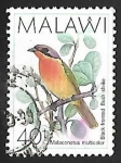Sellos del Mundo : Africa : Malawi : Pajaro