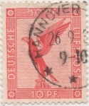 Stamps Germany -  Y & T Nº 28
