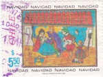 Stamps Chile -  Navidad