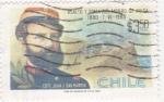 Sellos del Mundo : America : Chile : Asalto y toma del Morro de Arica