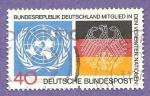 Sellos del Mundo : Europa : Alemania : RESERVADO