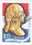 Sellos del Mundo : America : Chile : Bicentenario de la Independencia de los EE.UU