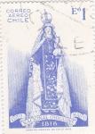 Sellos de America - Chile -  Voto Nacional O'higgins