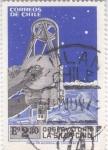 Sellos del Mundo : America : Chile : Observatorio La Silla