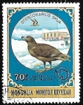 sello : Asia : Mongolia : Animales antarticos