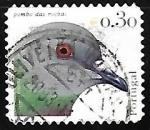 Sellos de Europa - Portugal -  Rock Dove