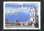 Stamps of the world : Bolivia :  Sucre 2009 - Bicentenario - 25 de Mayo 1809