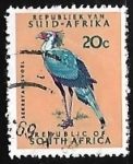 Stamps South Africa -  Pajaro