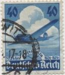 Sellos de Europa - Alemania -  Y & T Nº 54