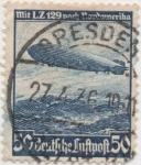 Stamps Germany -  Y & T Nº 55