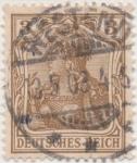 Sellos de Europa - Alemania -  Y & T Nº 67