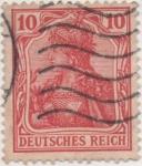 Sellos de Europa - Alemania -  Y & T Nº 69