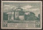 de Europa - España -  Monasterio de la Rábida  1930  10 cts