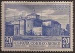 de Europa - España -  Monasterio de la Rábida  1930  20 cts