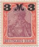Stamps Germany -  Y & T Nº 135