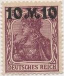 Sellos de Europa - Alemania -  Y & T Nº 137
