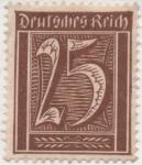 Stamps Germany -  Y & T Nº 141