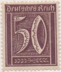 Stamps Germany -  Y & T Nº 144