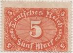 Stamps Germany -  Y & T Nº 151