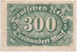 Stamps Germany -  Y & T Nº 157