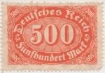 Sellos de Europa - Alemania -  Y & T Nº 159