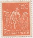 Sellos de Europa - Alemania -  Y & T Nº 172