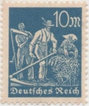 Stamps Germany -  Y & T Nº 176