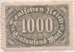 Stamps Germany -  Y & T Nº 187