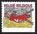 Sellos de Europa - Bélgica -   Fútbol