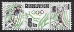 Stamps Czechoslovakia -  Juegos Olimpicos 1988