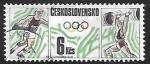 Sellos de Europa - Checoslovaquia -  Juegos Olimpicos 1988