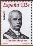 Stamps Spain -  COL-CLAUDIO MOYANO