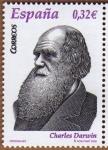 Stamps Spain -  COL-CHARLES DARWIN