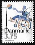 Stamps Denmark -  Baloncesto | Discapacitados