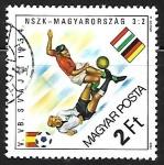 Sellos de Europa - Hungría -  Football