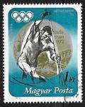 Sellos de Europa - Hungría -  Deportes Acuáticos