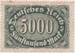 Sellos de Europa - Alemania -  Y & T Nº 191
