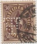 Stamps Germany -  Y & T Nº 202