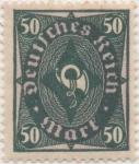 Stamps Germany -  Y & T Nº 203 [1]