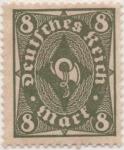 Stamps Germany -  Y & T Nº 210