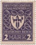 Sellos de Europa - Alemania -  Y & T Nº 215