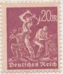 Stamps Germany -  Y & T Nº 240